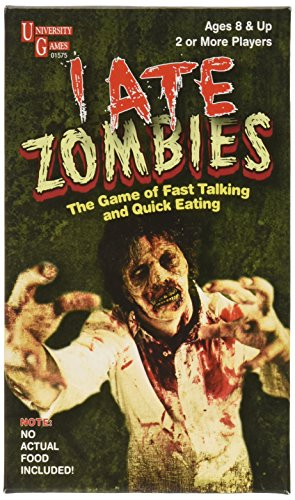 University Games 01575 Ate Zombies