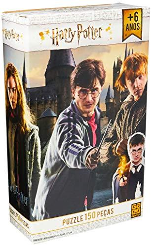 Grow 03616 Puzzle Harry Potter, 150 peças