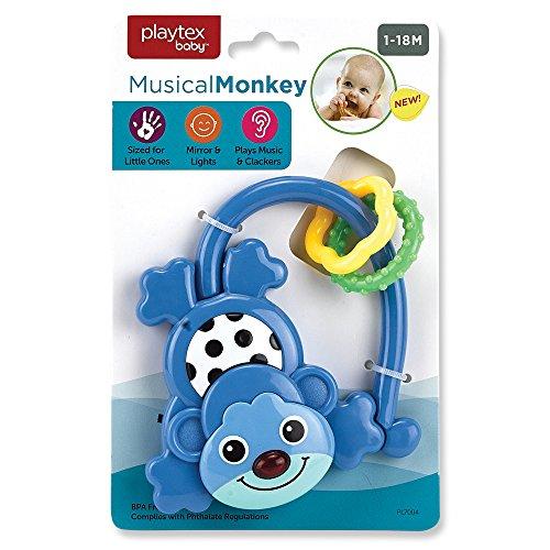 Playtex Musical Monkey Blue