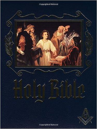 Holy Bible (Masonic Heirloom Edition): Heirloom Bible