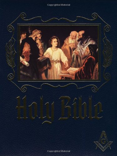 - Holy Bible (Masonic Heirloom Edition)