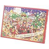 【北海道限定】ロイズ・アドベントカレンダー2018年版 (オリジナルクリスマス袋付き)