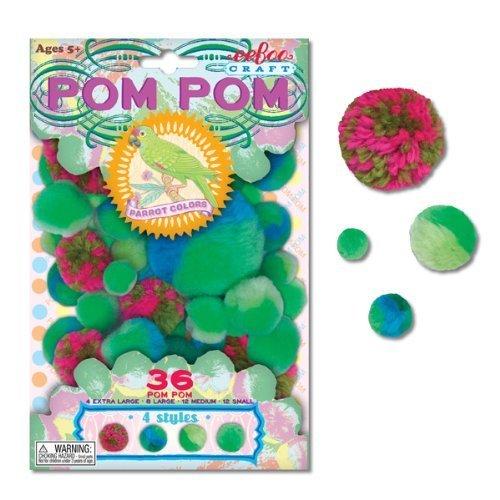 eeBoo Parrot Pom Pom