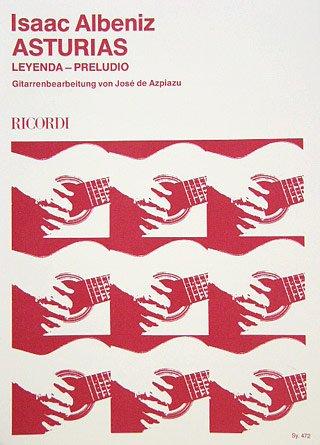 Asturias Leyenda Suite Espanola Op 47/5 - Arreglados para guitarra ...