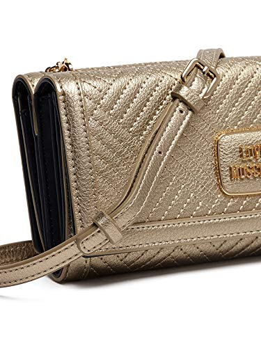 Love Femme Sac Mini Oro Moschino Luminoso rf7vzrq