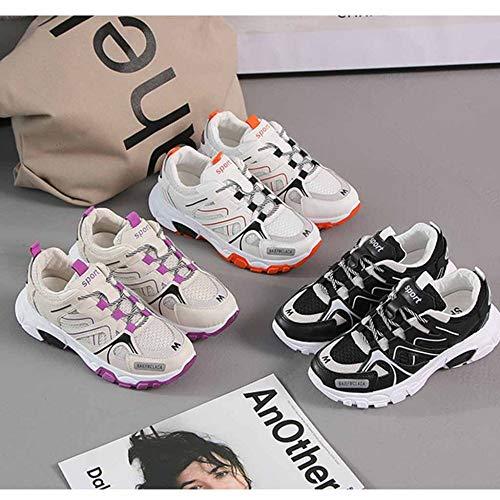 Étudiants Sport Black Respirantes Dames Occasionnels Sneakers Course Et D'automne Femmes Low Chaussures De Pour Printemps Plates top 6TqUU5
