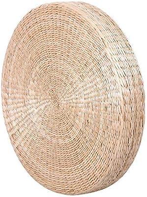 Amazon.com: Naturallifestyle - Cojín de paja hecho a mano ...