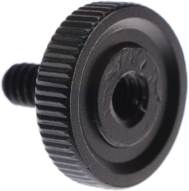 2018 20mm 1//4Male to 1//4Female Socket Screw Adapter For Tripod Camera Stand Accessories BoKa-Store