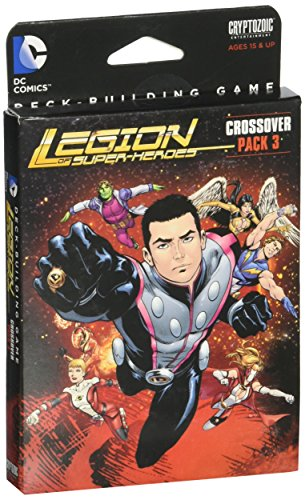 Dc Legion Of Super Heroes - DC Deck-Building Game Crossover Pack 3: Legion of Super-Heroes