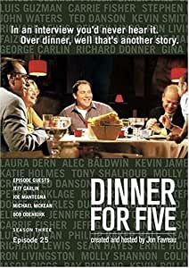 Dinner For Five, Episode 25