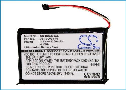 Replacement Battery for Garmin 361-00035-03,361-00035-07, Fit Garmin Nuvi 2555LMT,Nuvi 2555LT,3.70V,1200mAh,Li-ion by Cameron Sino (Image #5)
