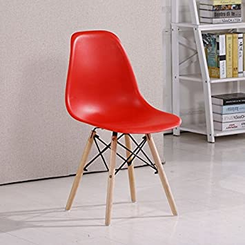Feililai Plastikstuhle Minimalistischen Modernen Schreibtisch
