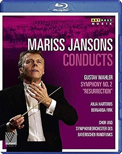 Blu-ray : Mariss Jansons - Mariss Jansons Conducts Mahler (Blu-ray)
