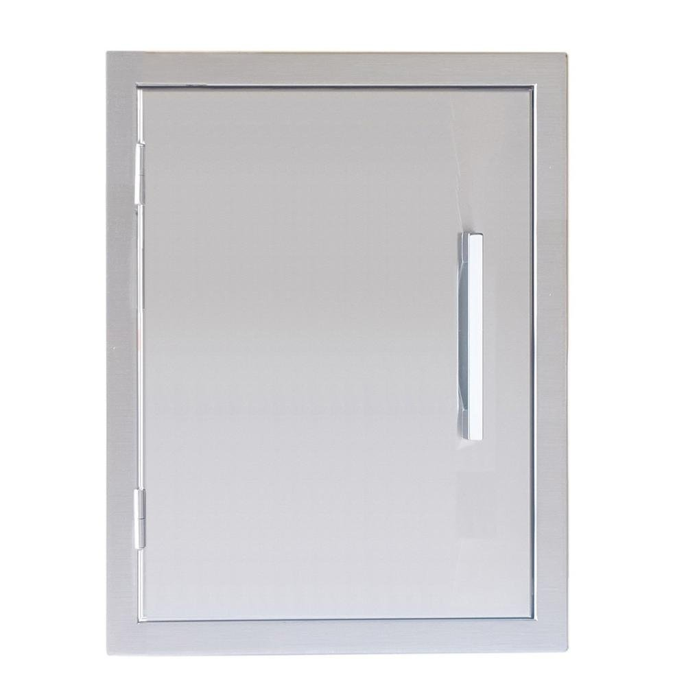 Signature Series 14'' x 20'' Beveled Frame Vertical Door