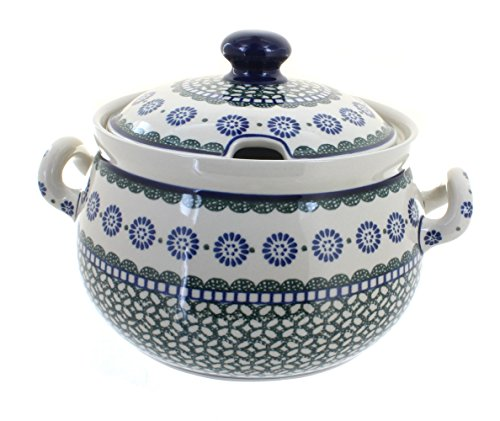 Polish Pottery Maia Soup Tureen