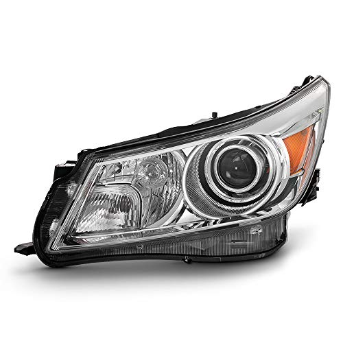 ACANII - For 2010 2011 2012 2013 Buick LaCrosse [HID Model Only] Headlight Light Headlamp Headlamp Left Driver Side