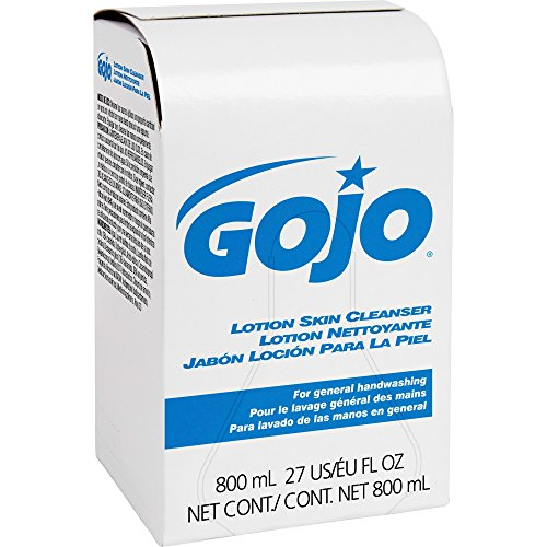 (Gojo Industries, Inc 911212 Lotion Soap, 800 ml, Pink )