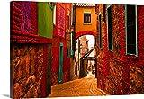 Ynon Mabat Premium Thick-Wrap Canvas Wall Art Print entitled Toledo, Spain IV