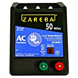 Zareba EAC50M-Z AC-Powered Low-Impedence 50-Mile Range Charger