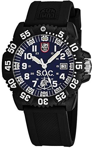 Luminox Navy Seal Colormark Men's Blue Dial Watch 3053SOCSET