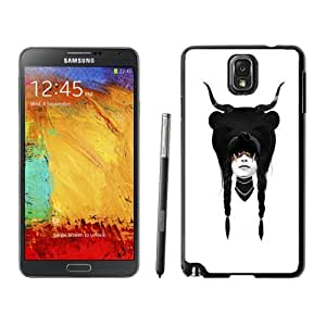 New Personalized Custom Designed For Samsung Galaxy Note 3 N900A N900V N900P N900T Phone Case For Bear Warrior Art Phone Case Cover