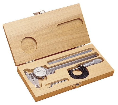Craftsman 9-38776 Caliper with Dial 0 to 6-Inch Range with Machinists Tool Kit
