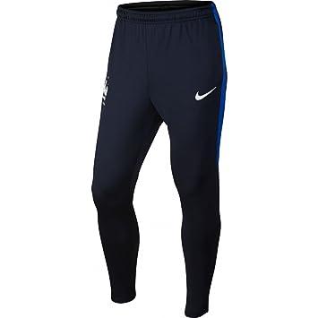 pantalon fff nike vaporknit strike bleu