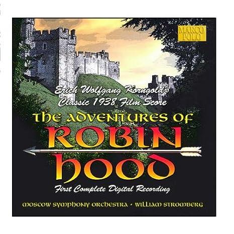 Las Aventuras De Robin Hood: KORNGOLD Erich Wolfgang, STROMBERG ...
