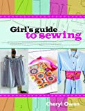 img - for Girl's Guide to Sewing book / textbook / text book