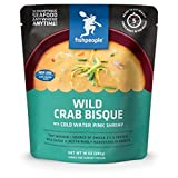 Fishpeople Dungeness Crab & Pink Shrimp Bisque, 10 Ounce by Fishpeople