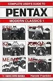 Pentax Modern Classics ES11, Spotmatic F, K2, KC/KM, ME/MX, ME Super, Harold Franklin, 0906447917