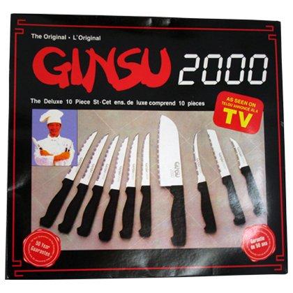 6 x 2000 Ginsu juego de cuchillos: Amazon.es: Hogar