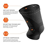 CAMBIVO 2 Pack Knee Brace, Knee Compression