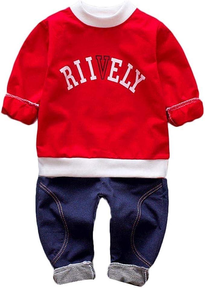 Chaqueta bebé Chandal 1-4 años, Moda Conjunto Bebe Invierno para ...