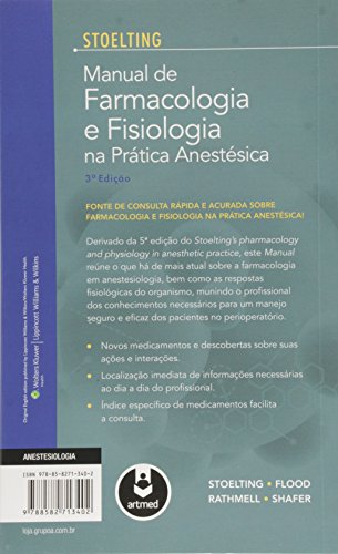 Manual de Farmacologia e Fisiologia na Pratica Anestésica