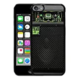 Case for iPod touch 6,iPod touch 6 Case,Trace Elliot Bass Amplification Acoustic Music Speak iPod touch 6 Hard Case - Black PC Case