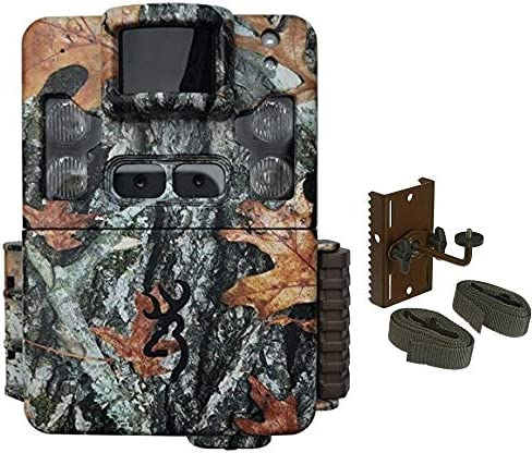 Browning Strike Force Pro XD HD Trail Camera with Tree Mount Card Reader