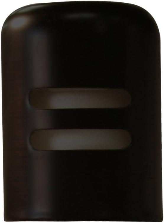 Westbrass D201-62 Air Gap Cap, Matte Black