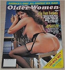 Older women butts