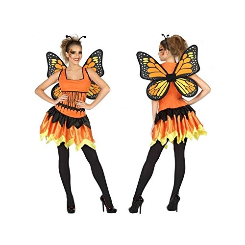 (Atosa 56787 Princess, M-L Costume Butterfly, Size XS-S, Men, Women, Boys Girls,)