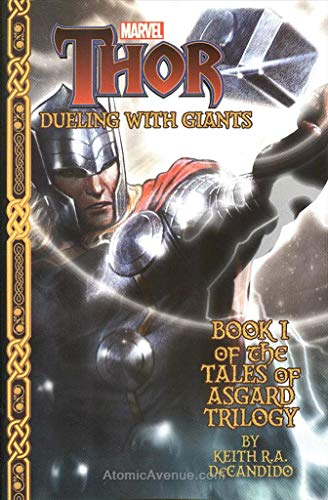 Thor: Dueling With Giants #1 VF/NM ; Joe Books comic book (Thor Lady Sif And The Warriors Three)