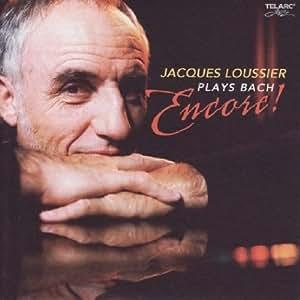 Encore! Jacques Loussier Plays Bach [2 CD]