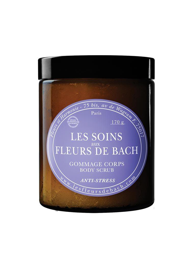 Les Fleurs De Bach Anti Stress Body Scrub 210g