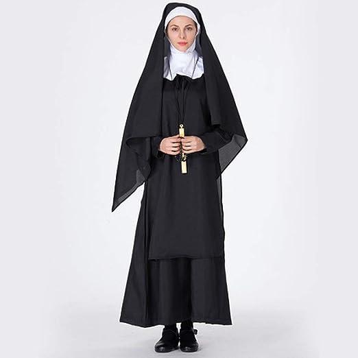 YyiHan Cosplay Disfraz, Jesucristo misionero Traje Virgen ...