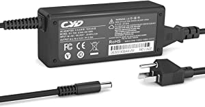QYD 19.5V 2.31A 45W AC Adapter Replacement for Laptop-Charger Dell Inspiron 15 5000 5555 5558 5559 3552 3000 3551 3552 P47F, XPS 13 9350 9333 Ultrabook,HK45NM140 LA45NM140 HA45NM140 Power Supply Cord