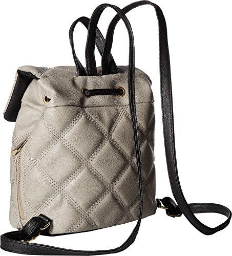 Concrete Backpack Rampage Drawstring Mini Womens Quilted xC1wAFPwnq