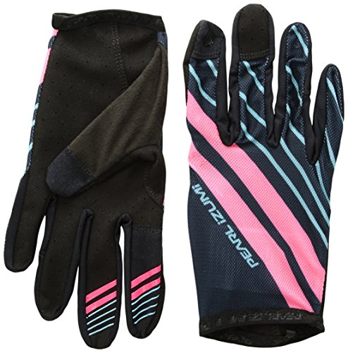 Pearl iZUMi Divide Glove, Mid Navy/Atomic Red MTN, X-Large