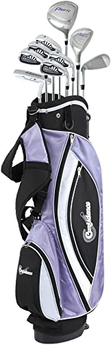 Confidence LADY POWER III Golf Club Set Stand Bag