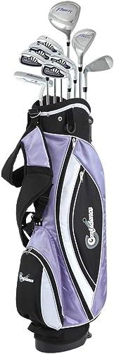 Confidence LADY POWER III Golf Club Set Stand Bag