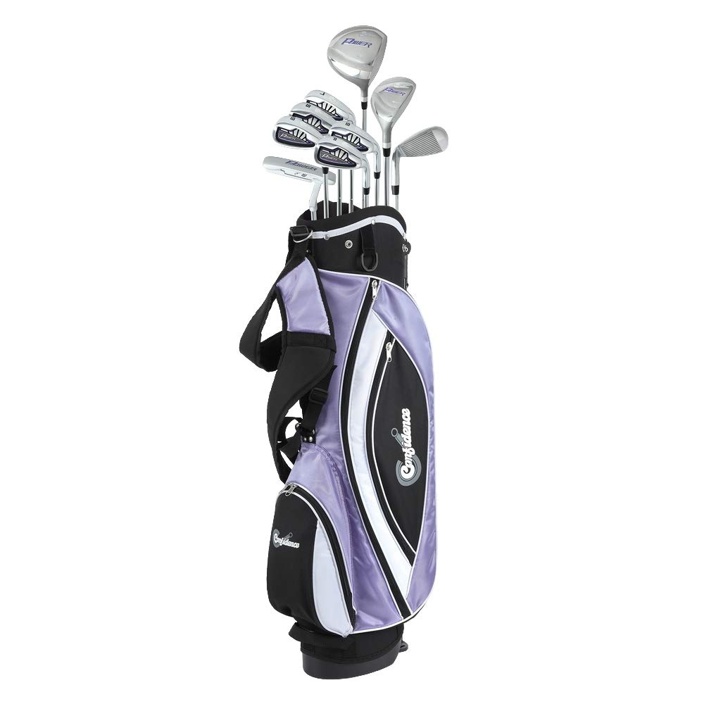 Amazon.com: Confidence LADY POWER - Set de palos de golf ...